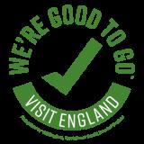 Good To Go England Green